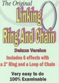 Linking Ring and Chain